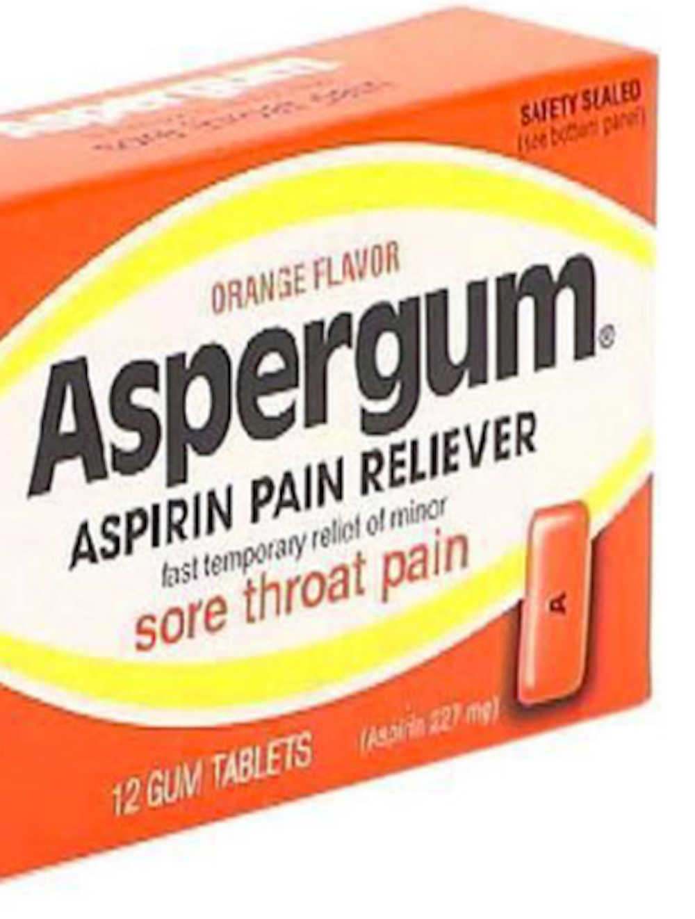 Craven Noted Patients Who Chewed Aspergum Experienced Severe Bleeding News Screenshot