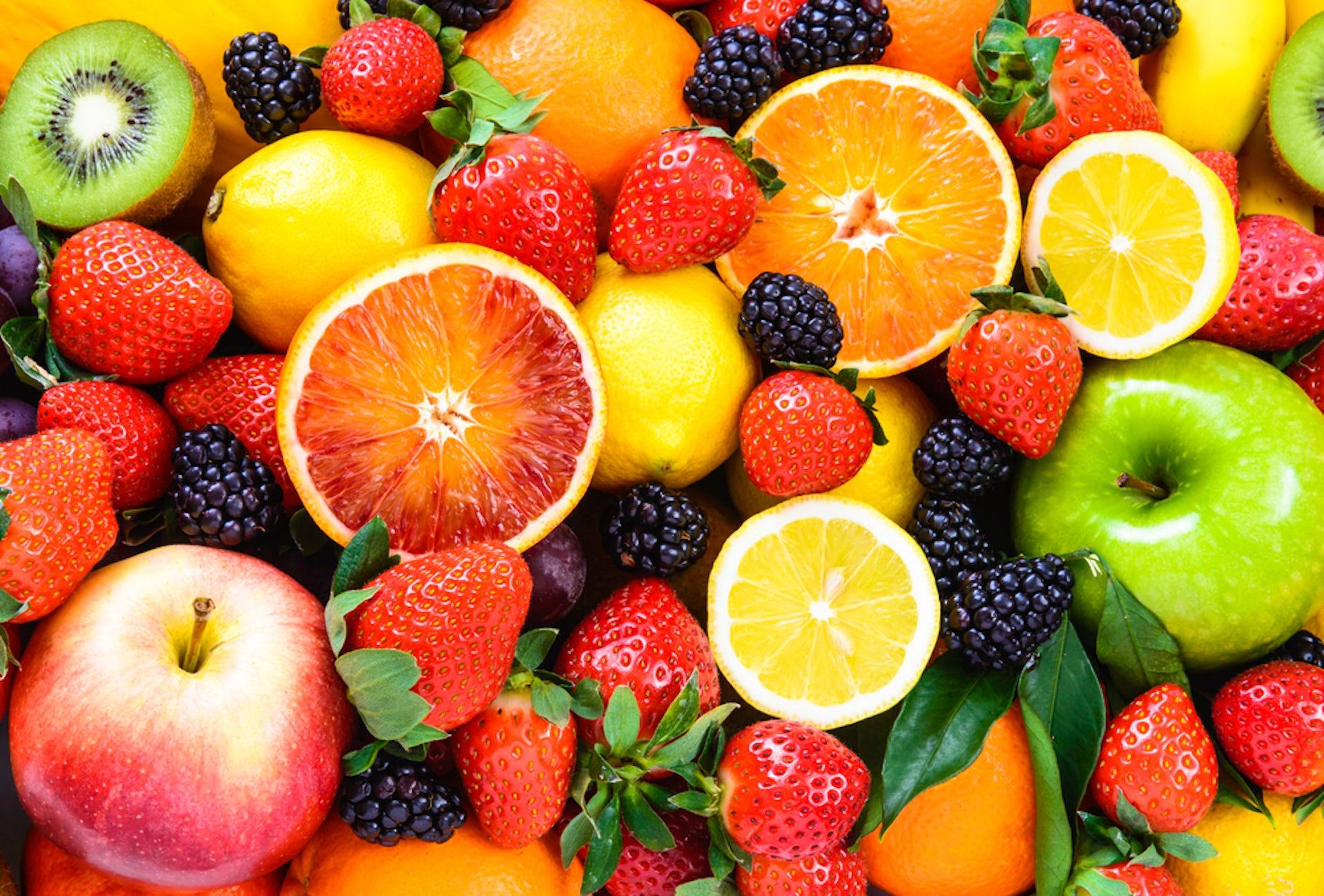fruit eten na de maaltijd