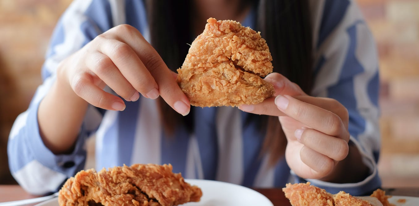 Will eating chicken reduce your risk of breast cancer? - The Conversation AU