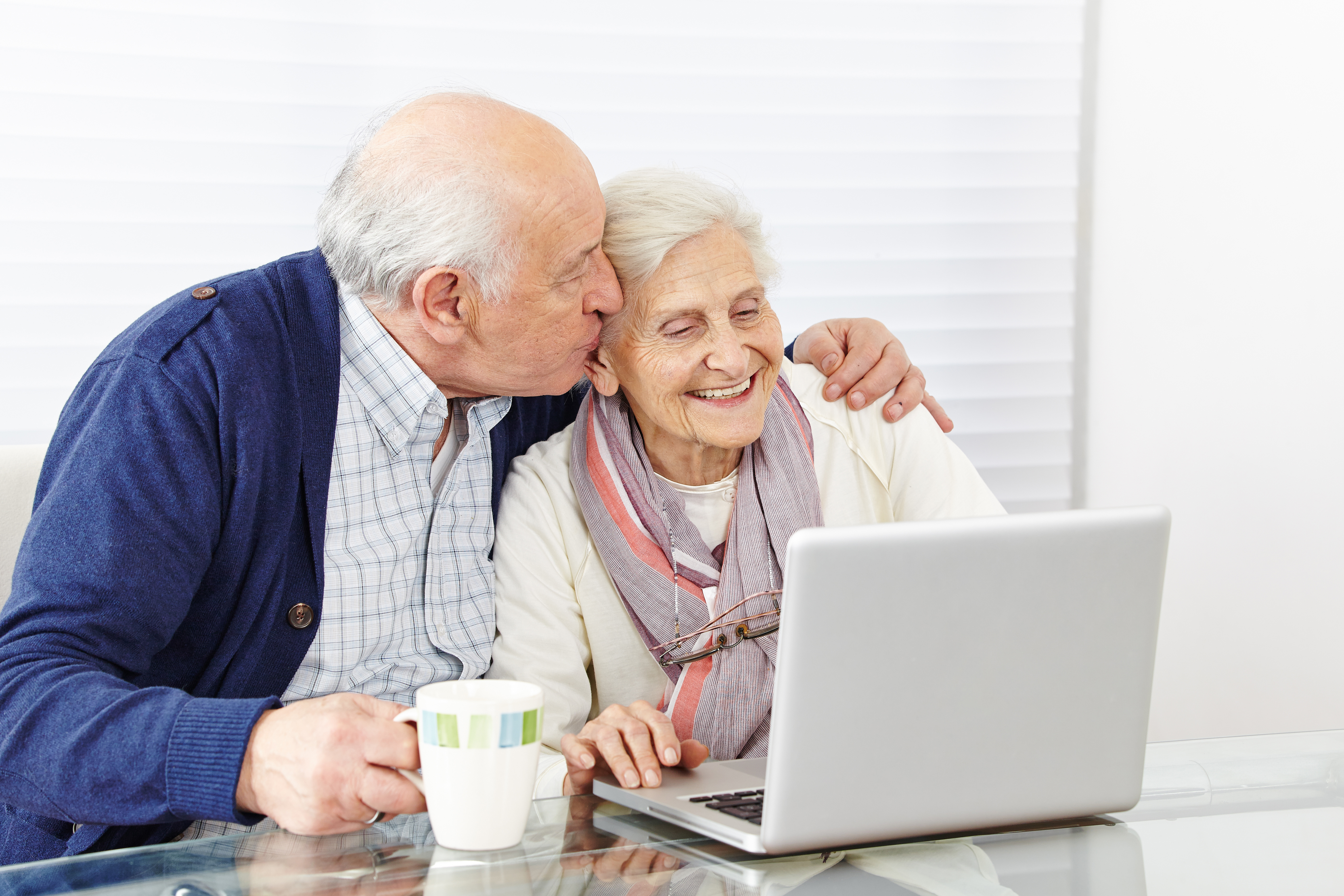 Online dating for older adults