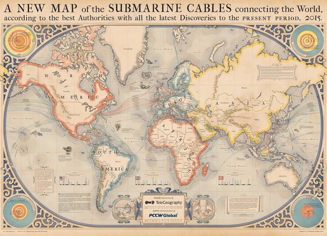 Cable Companies In My Area >> In our Wi-Fi world, the internet still depends on undersea cables