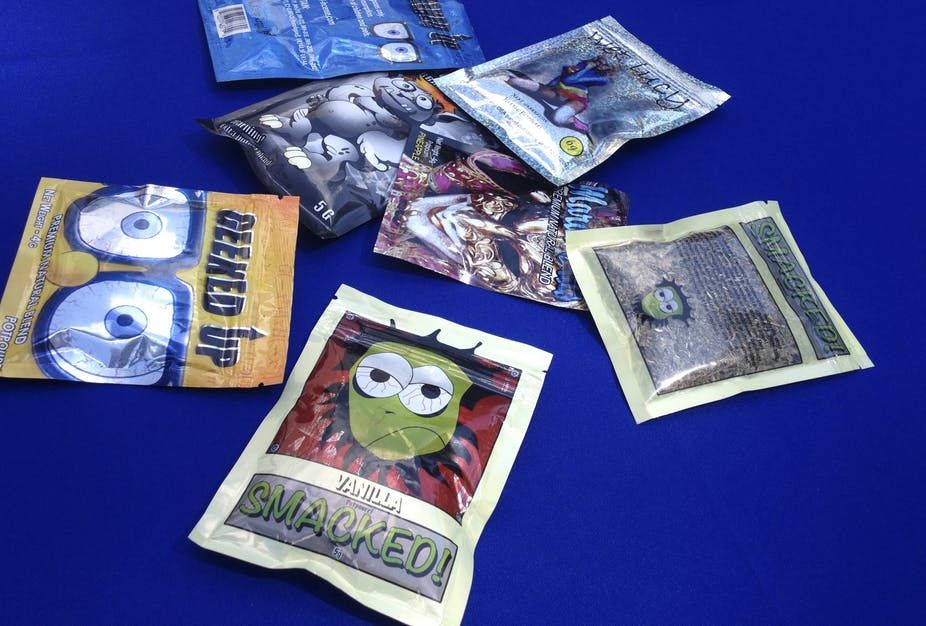 Labs make new, dangerous synthetic cannabinoid drugs faster