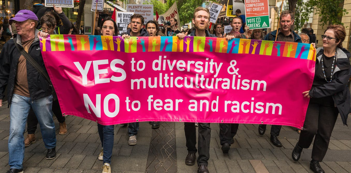 How National Multicultural Legislation Would Strengthen