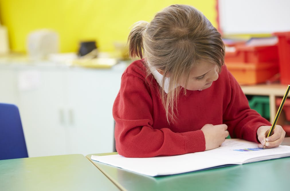 Stressed out: the psychological effects of tests on primary