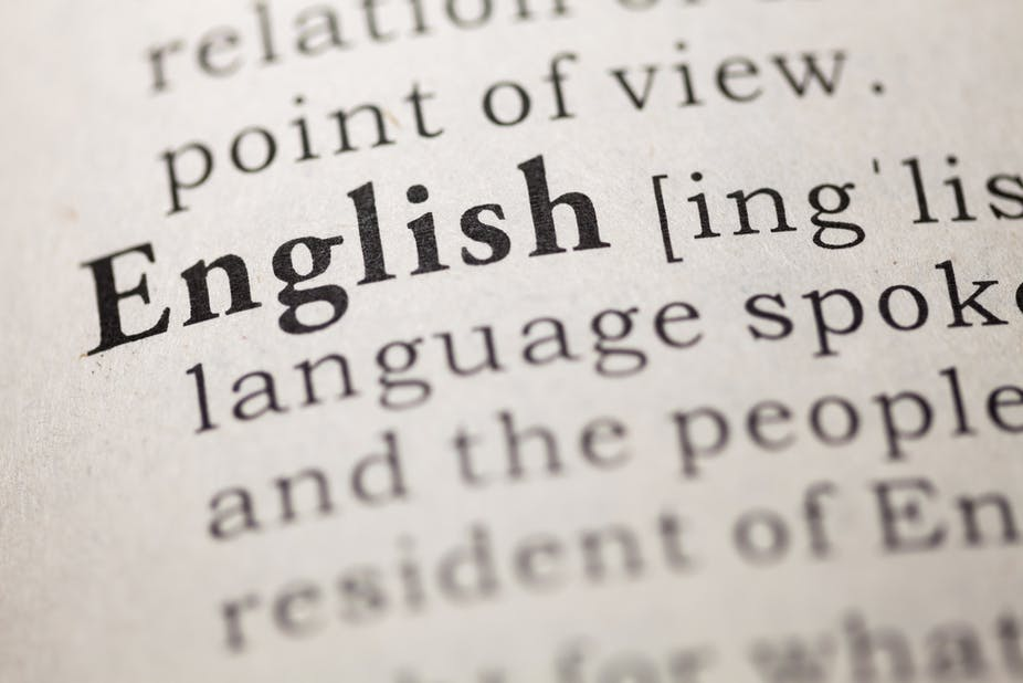 What Will The English Language Be Like In  Years