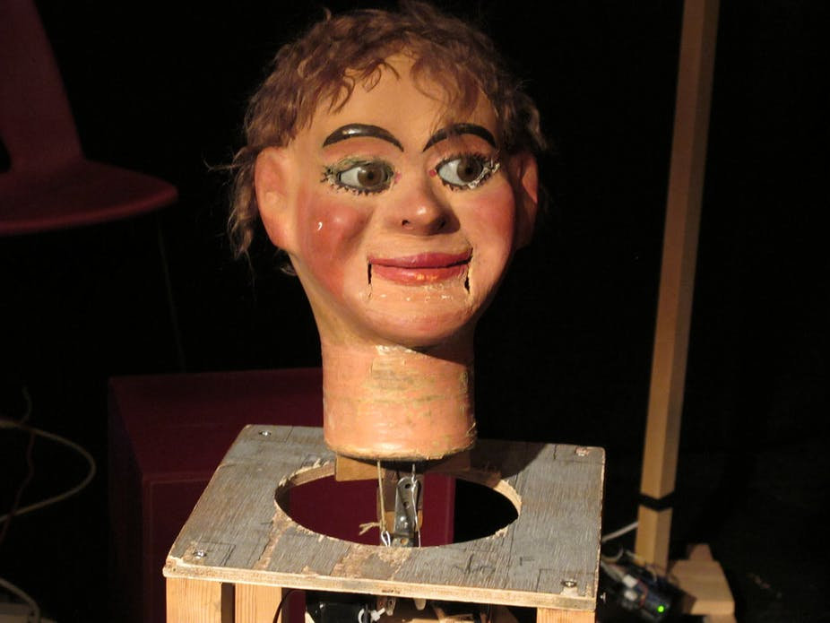 Uncanny valley: why we find human-like robots and dolls so ...