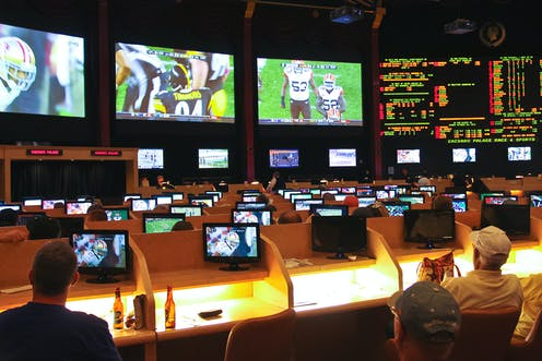 Is the legalization of sports betting in the US inevitable?