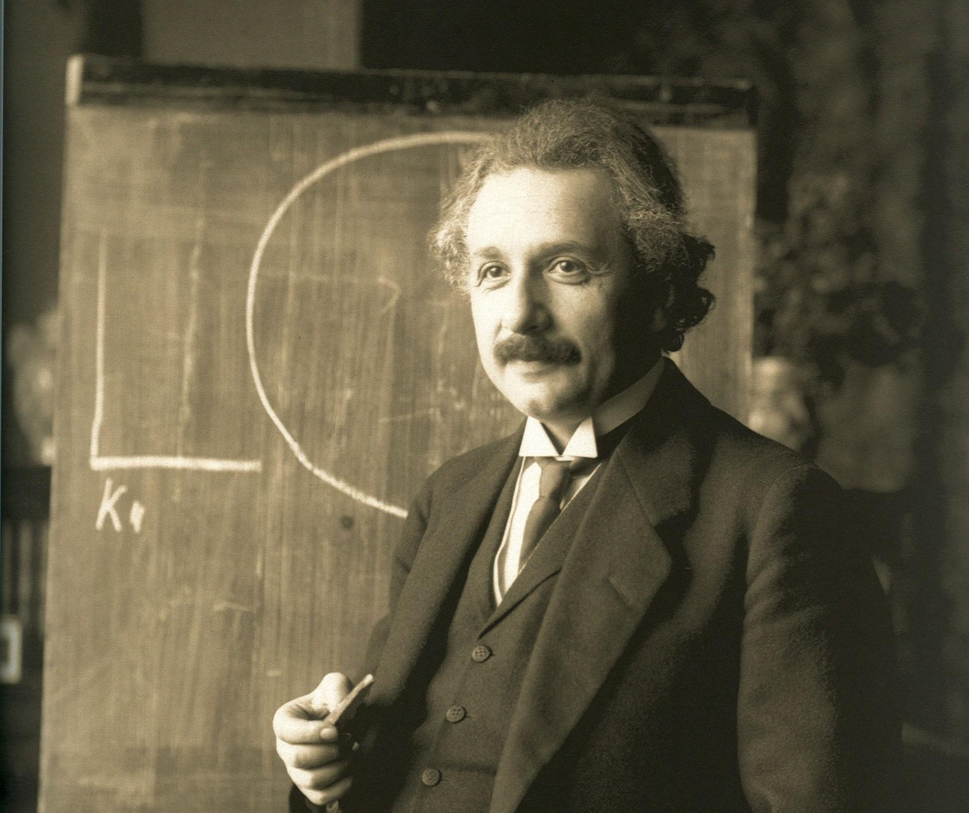 Without Einstein it would have taken decades longer to understand gravity
