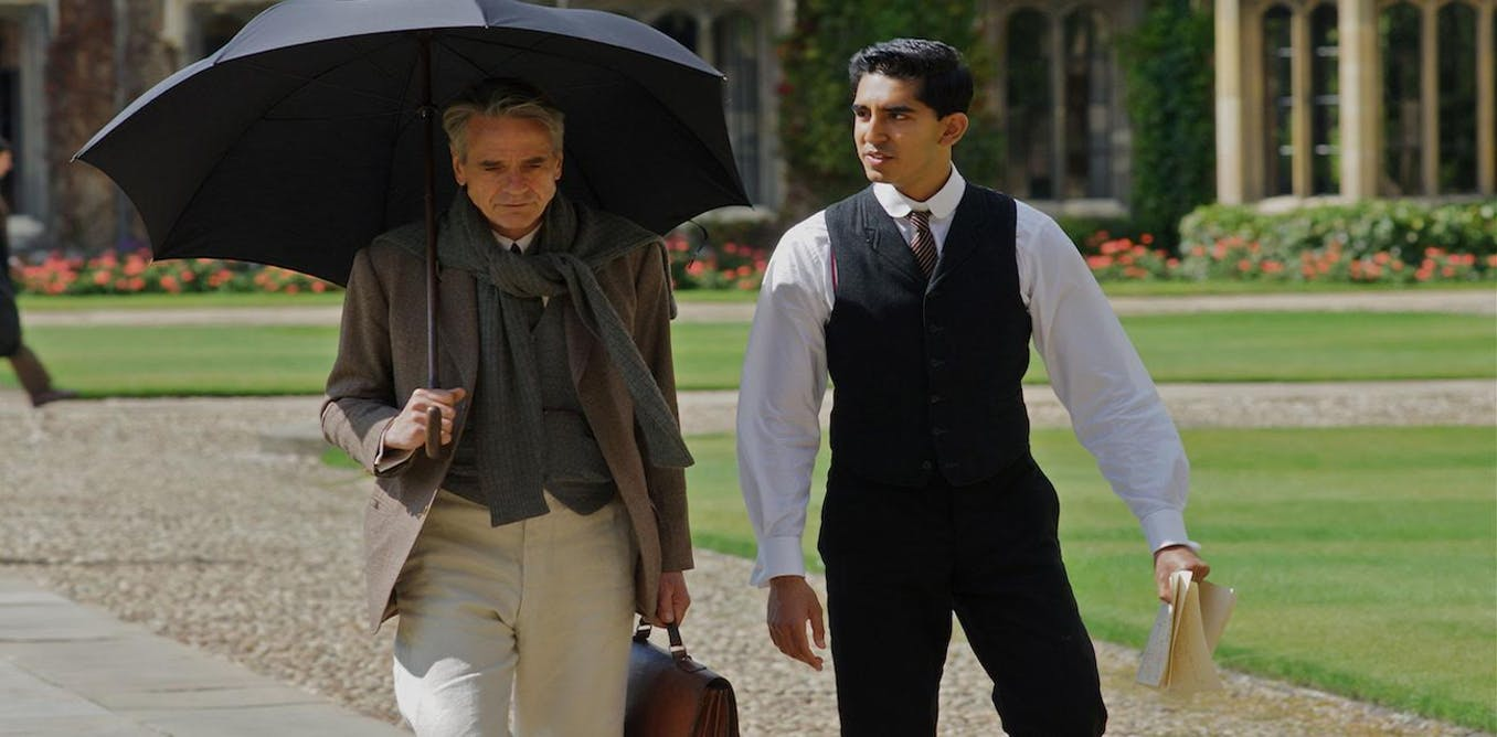 the man who knew infinity a mathematician s life comes to the movies
