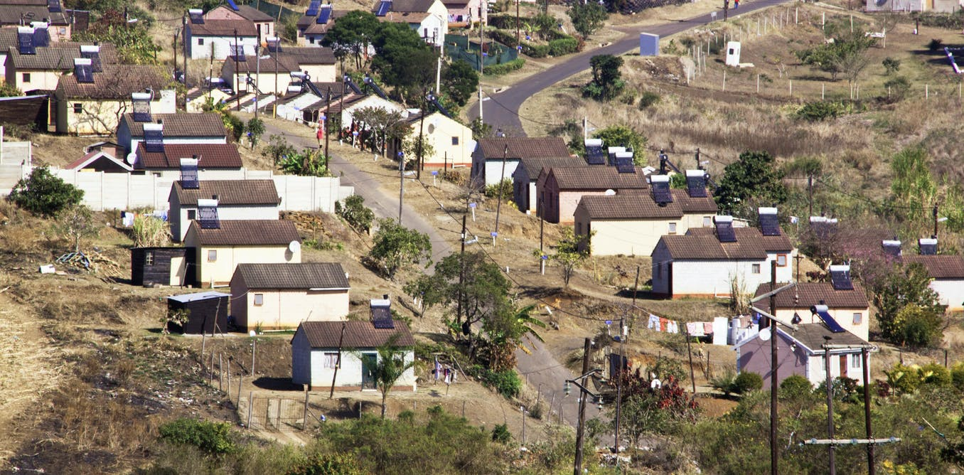 How South Africa Can Spread Renewable Energy To Low Income