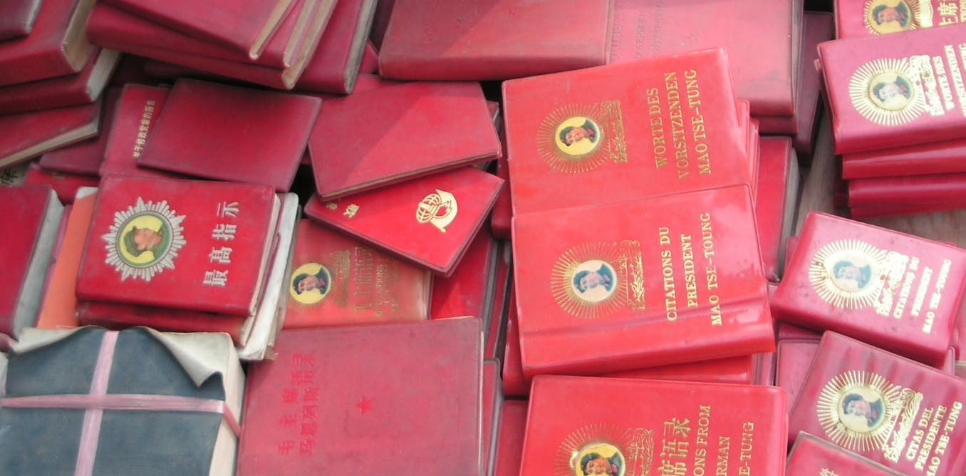 mao zedong research paper