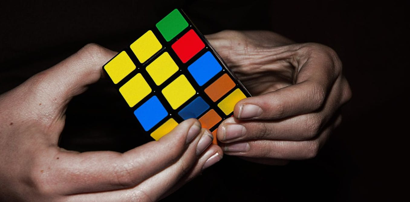 How To Solve A Rubiks Cube In Five Seconds