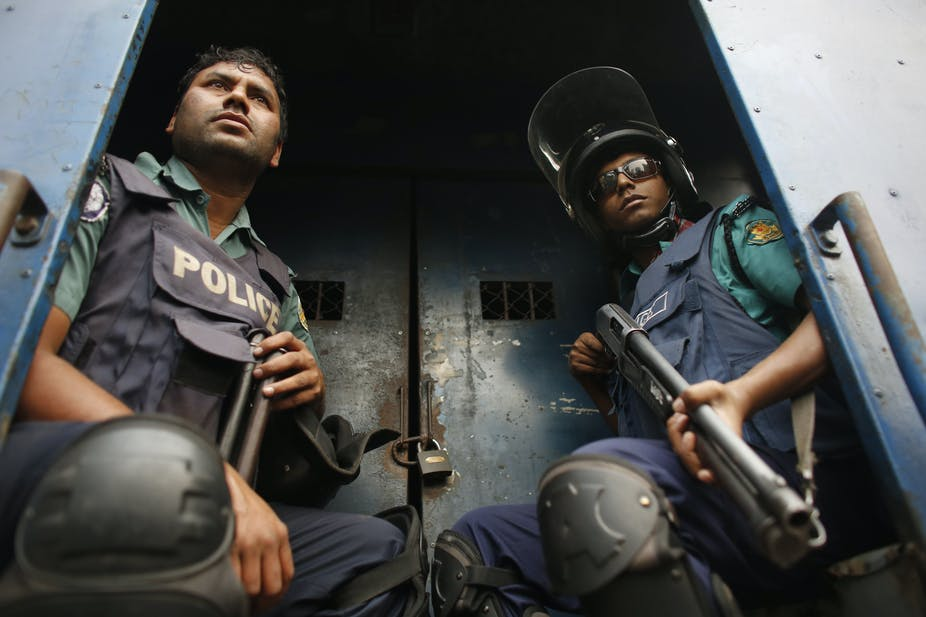 Is Bangladesh descending into lawlessness?