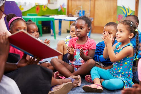 African stories to get and keep kids reading during school holidays