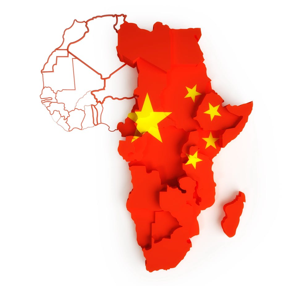 Image result for CHINESE DOMINATION IN AFRICA