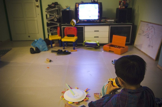 FactCheck: is there a link between early and easier access to violent TV and domestic violence?