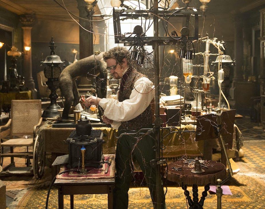 Meet The Real Frankenstein Pioneering Scientist Who May