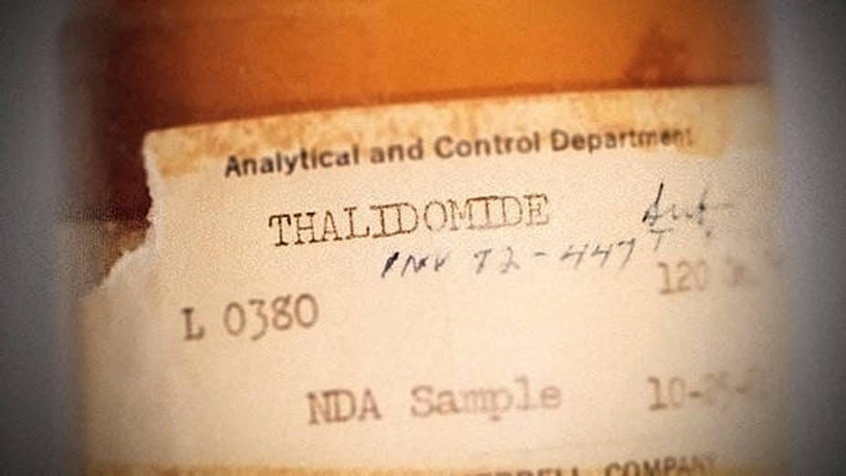 Thalidomide is making a comeback: what Africa needs to do to prepare