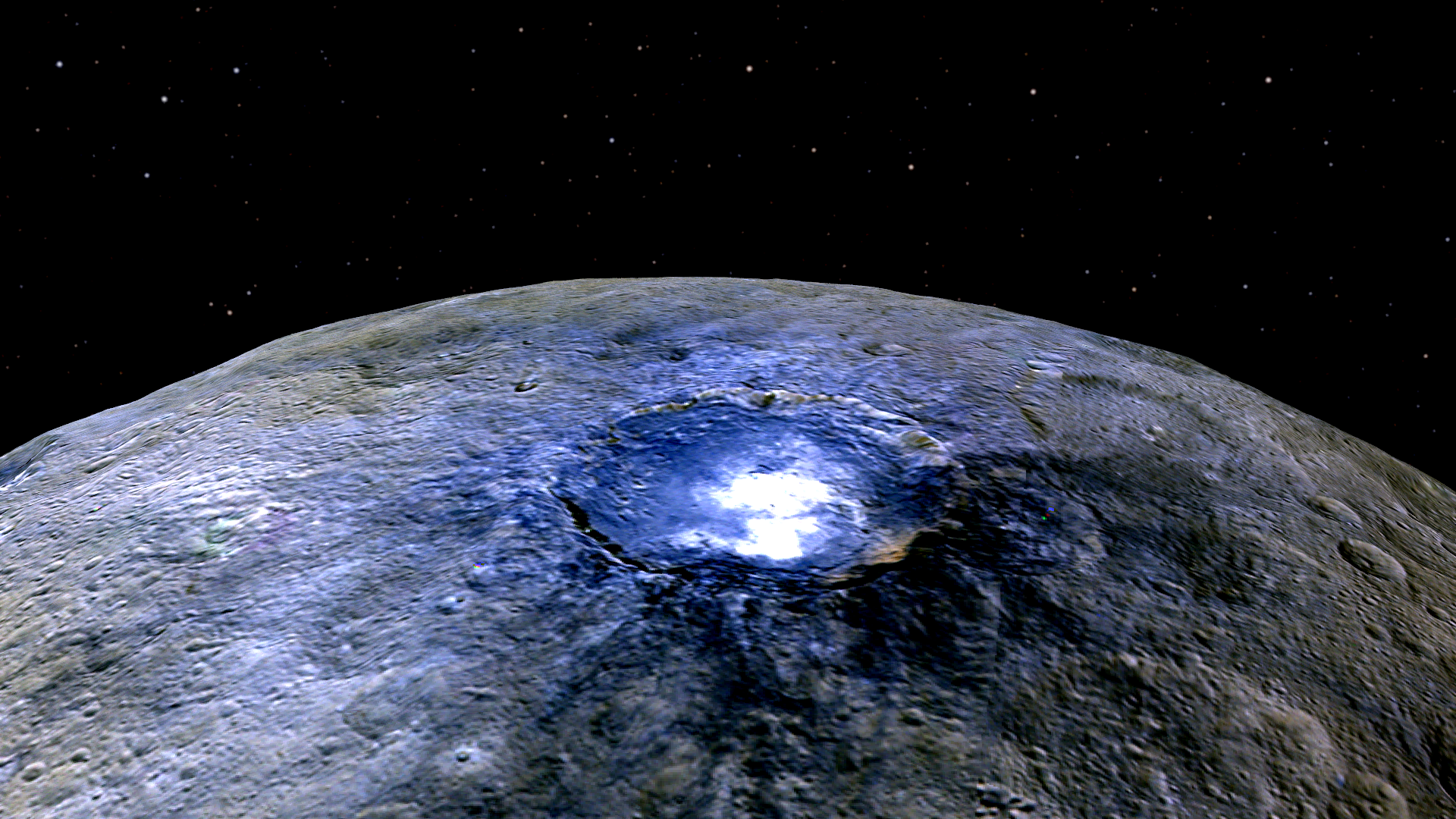 Ceres reveals its salty secrets – and blurs the line between ...