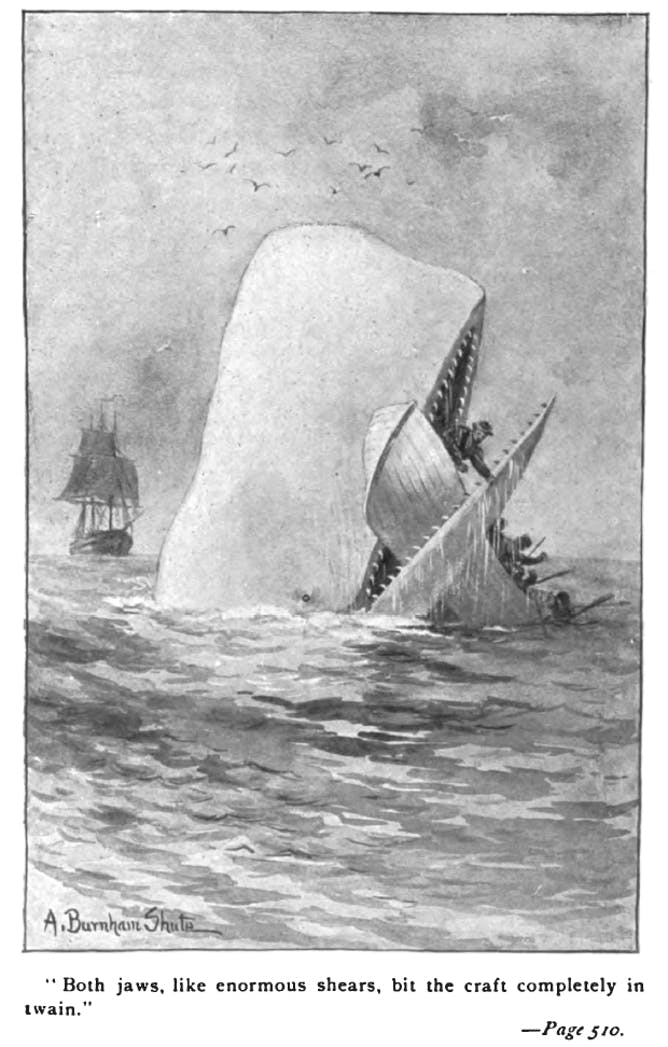guide to the classics moby dick by herman melville