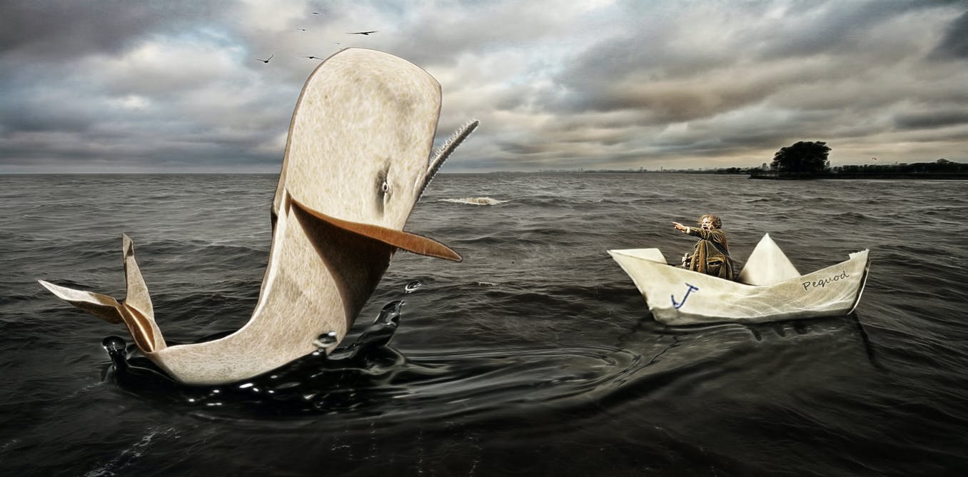 moby-dick essay on theme