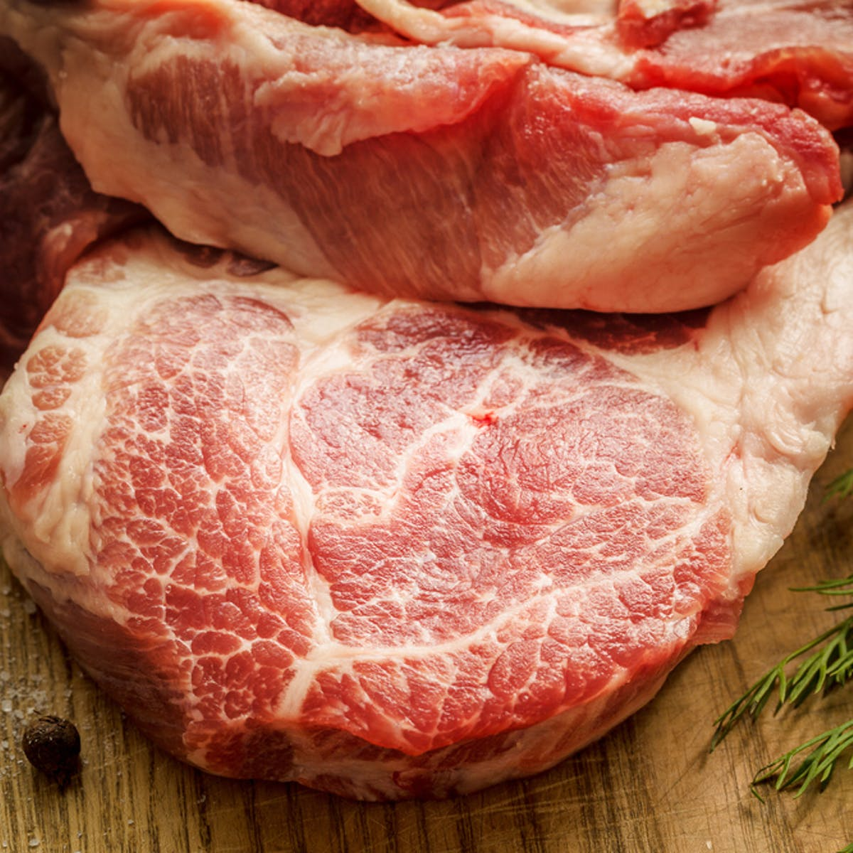 what percentage of diet is meat in africa