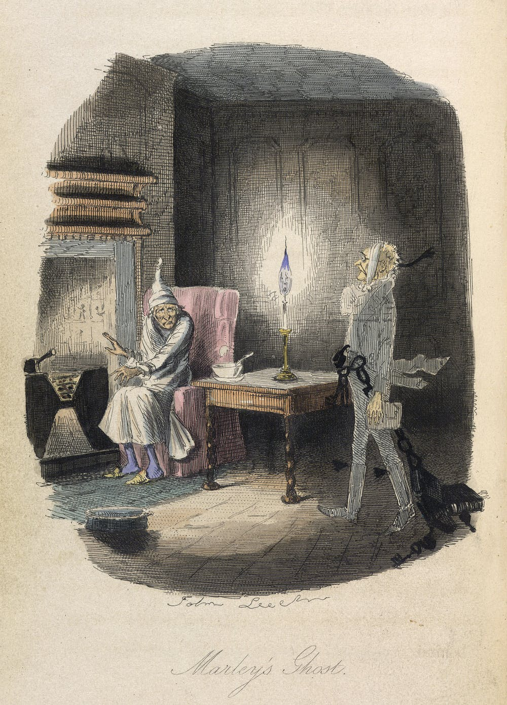 Spirit Of Christmas Past.How Charles Dickens Redeemed The Spirit Of Christmas