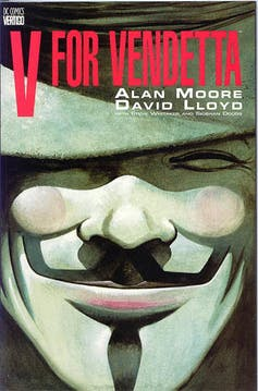 The impersonal politics of the Guy Fawkes mask