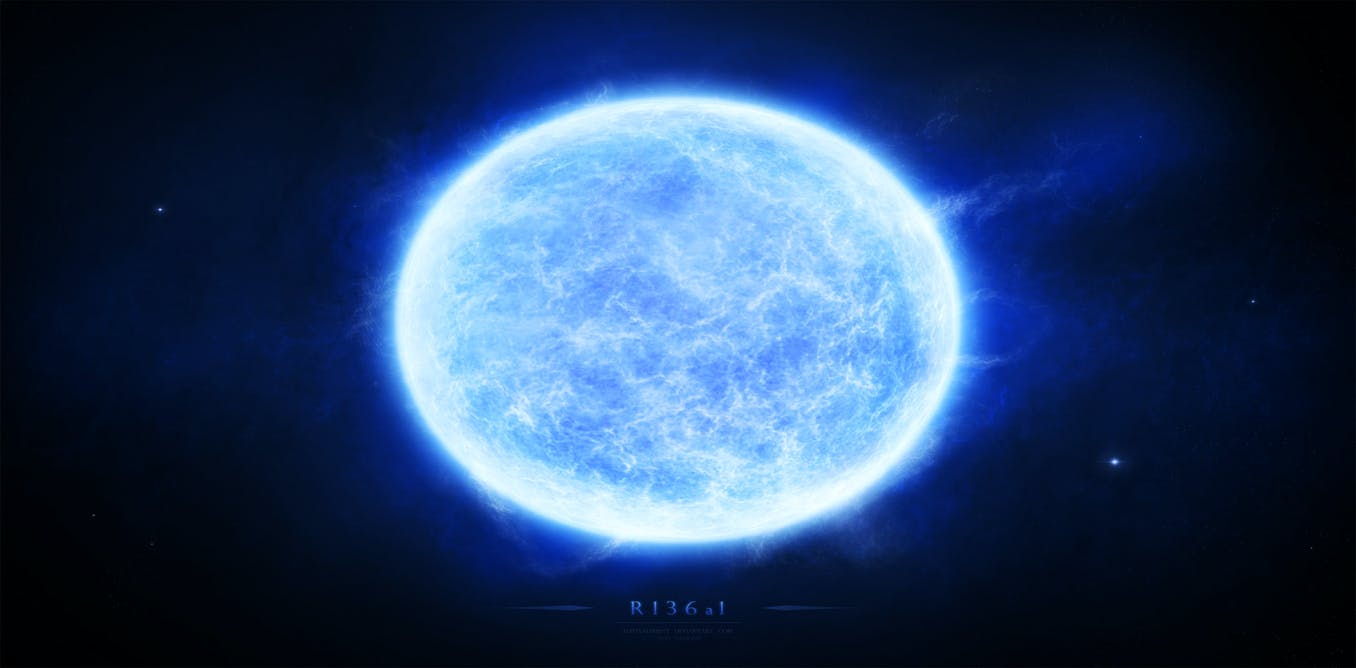 biggest star in the universe - photo #16