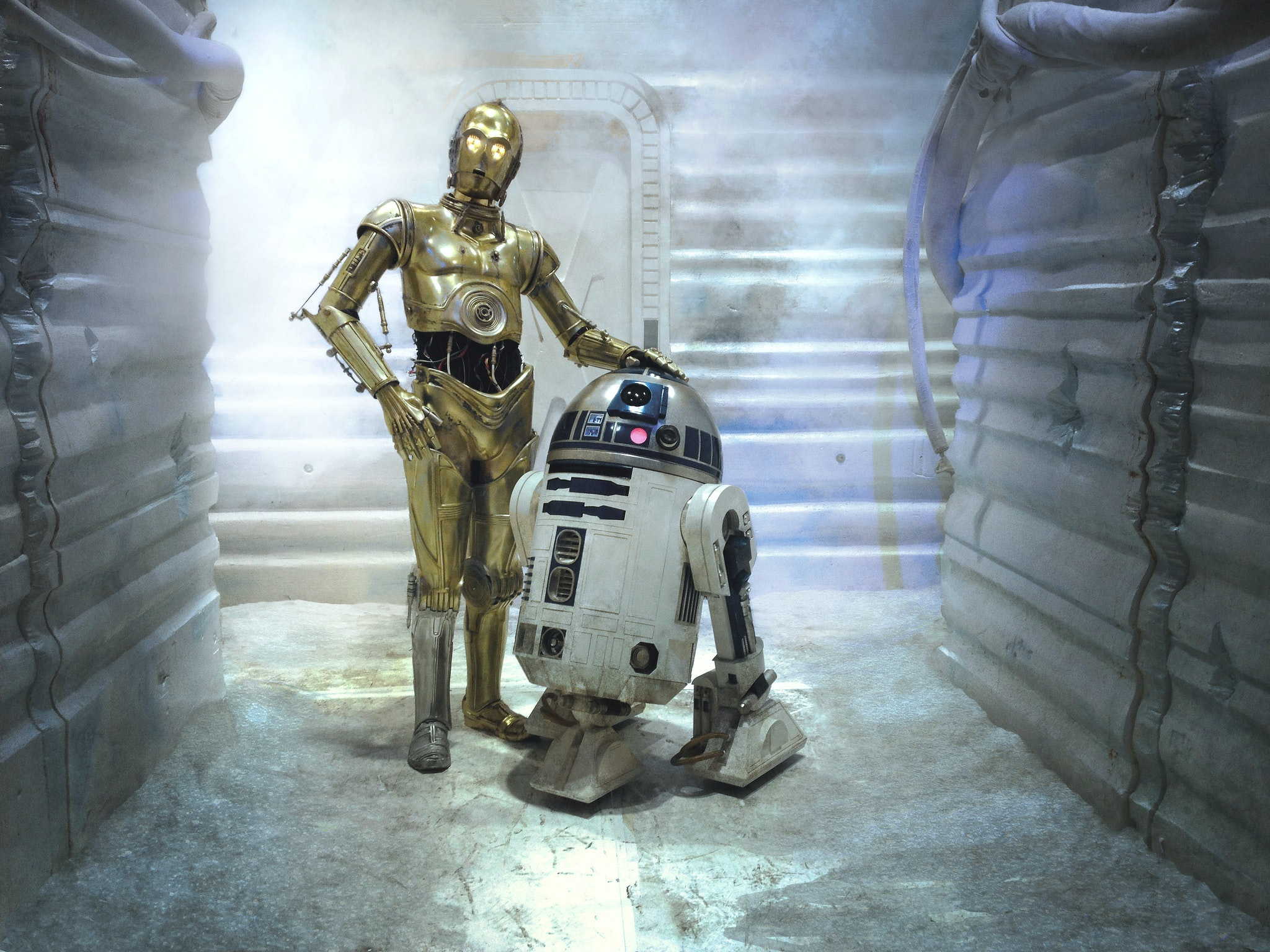 How long until we can build R2-D2 and C-3PO?