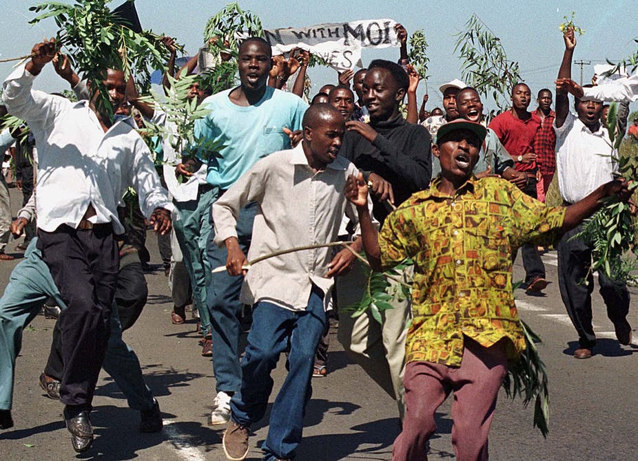 how the rise in ethnic tensions at kenya s universities is hurting
