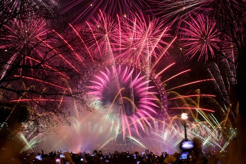 Our prettiest pollutant: just how bad are fireworks for the