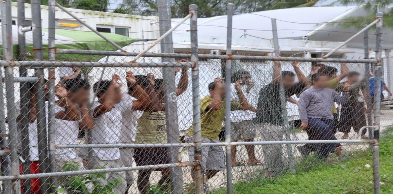 Asylum Seekers Speech