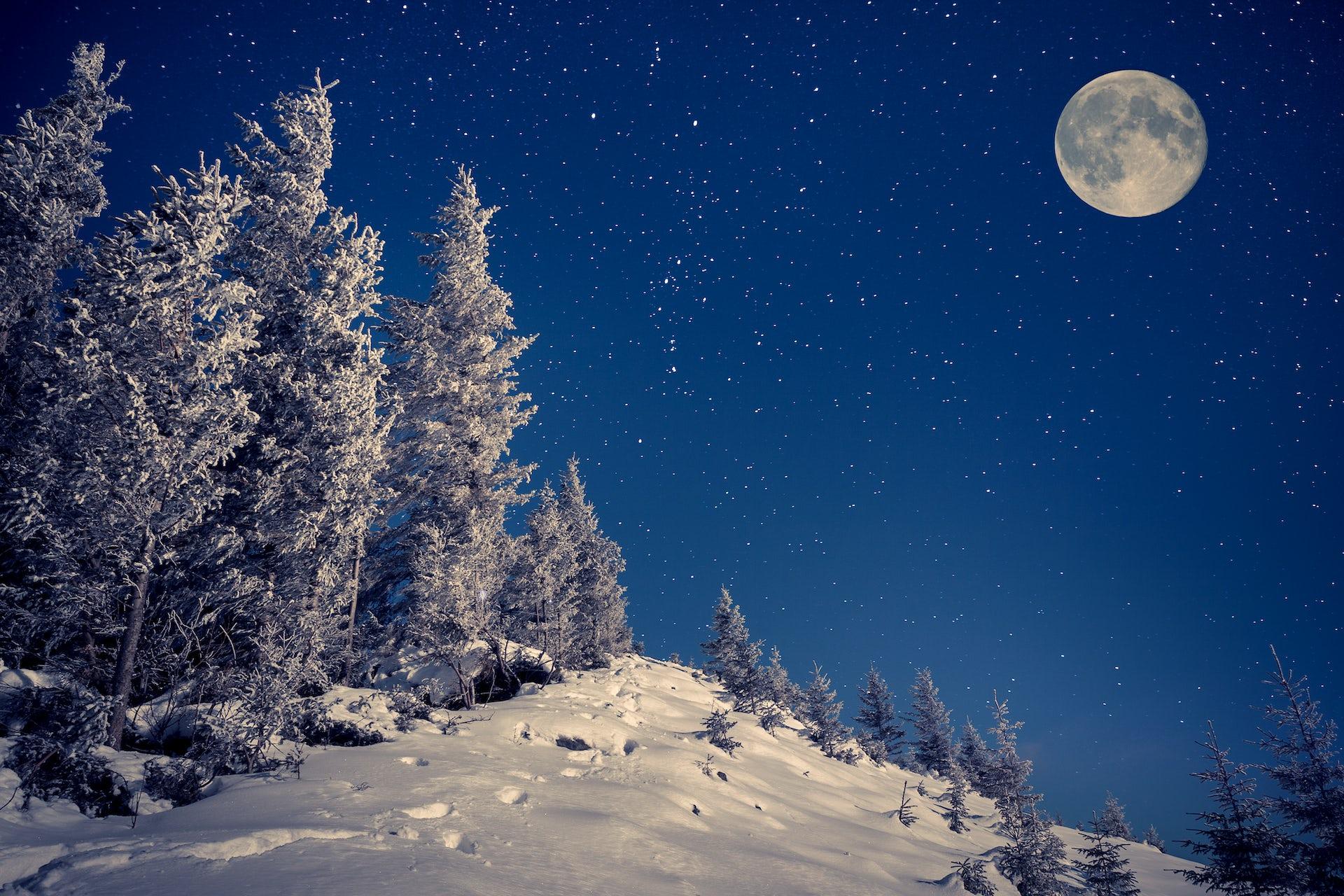 A Traditional Religious Christmas Carol