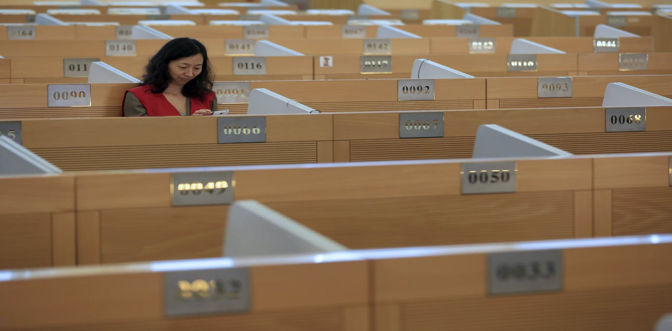 Just Another Bad Day In The Office For China S Lonely