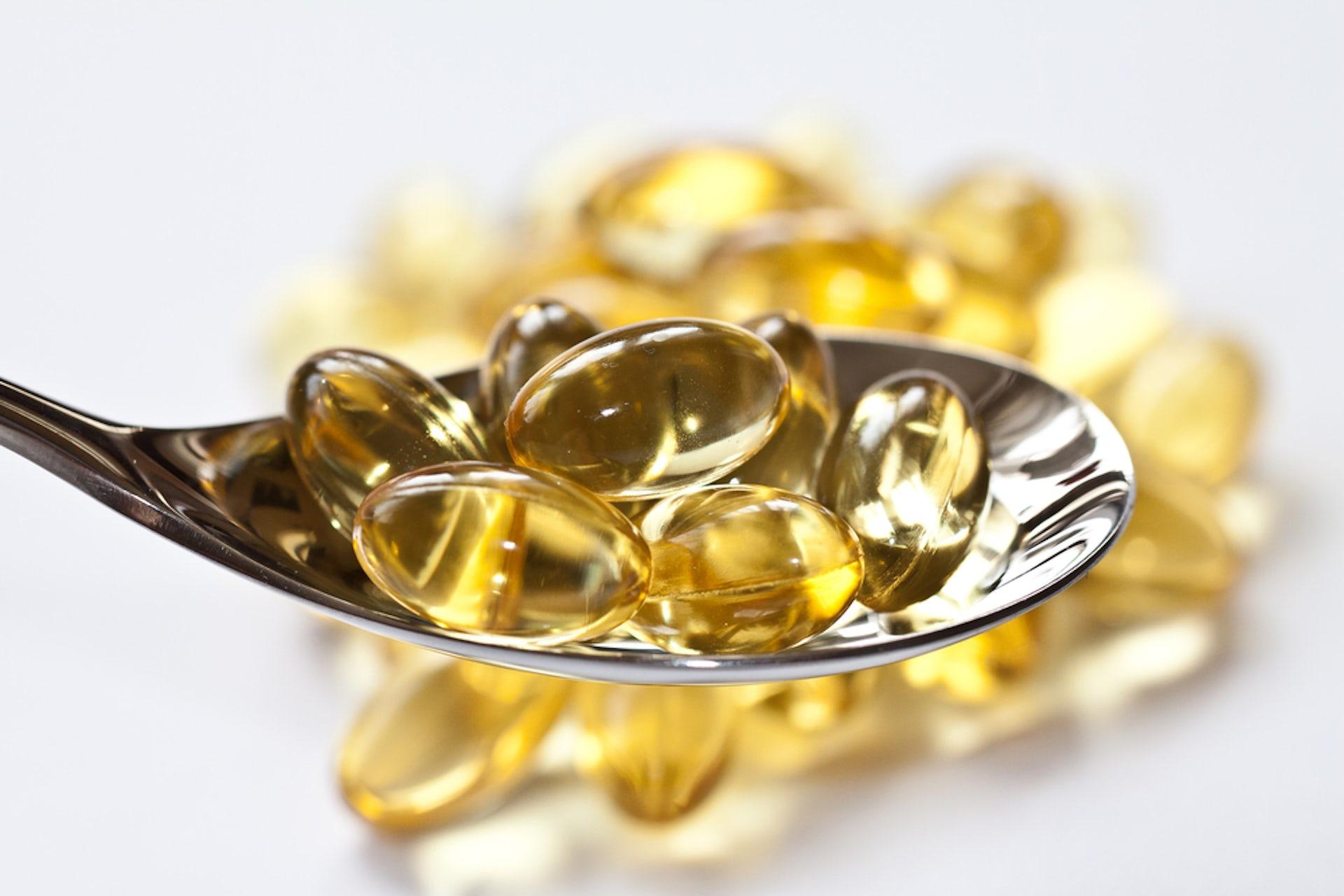 Supplementary benefits? Vitamin D by Shutterstock