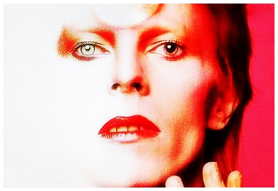 The Remarkable Story Behind David Bowies Most Iconic Feature