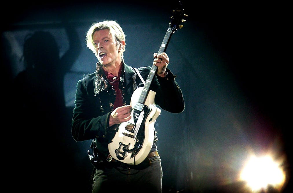 Which Lazarus was Bowie really referring to in his