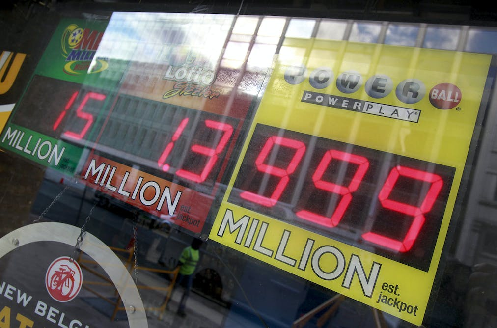 Has winning the lottery jackpot become too difficult?
