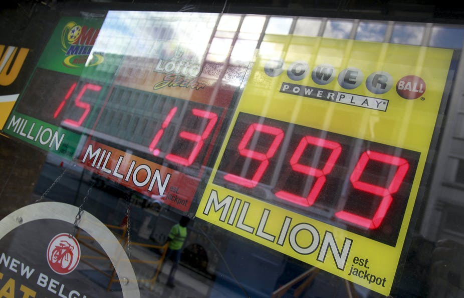 Odds are $1 5 billion Powerball winner will end up bankrupt