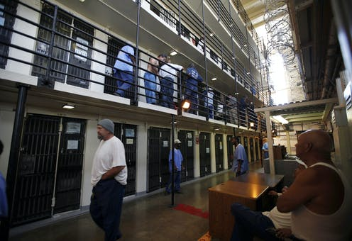 Mental Health Care For Prisoners Could Prevent Rearrest But Prisons