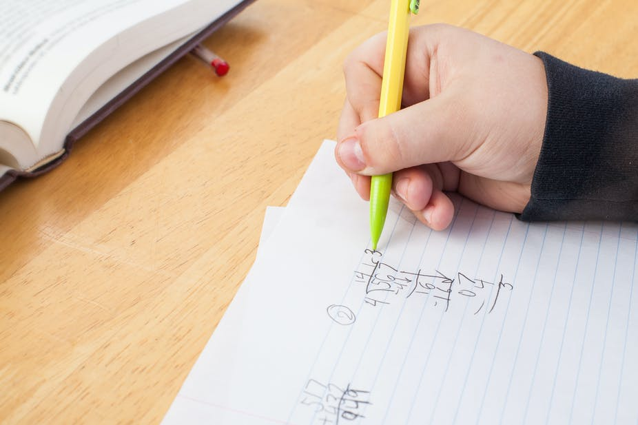 Saying 'I'm not good at maths' is not cool – negative