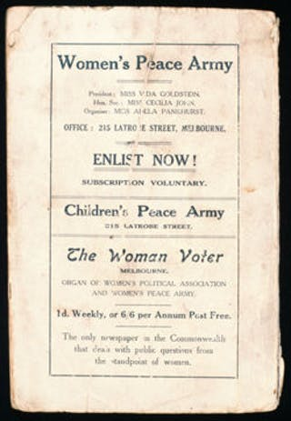 Birth of a nation: how Australia empowering women taught the world a