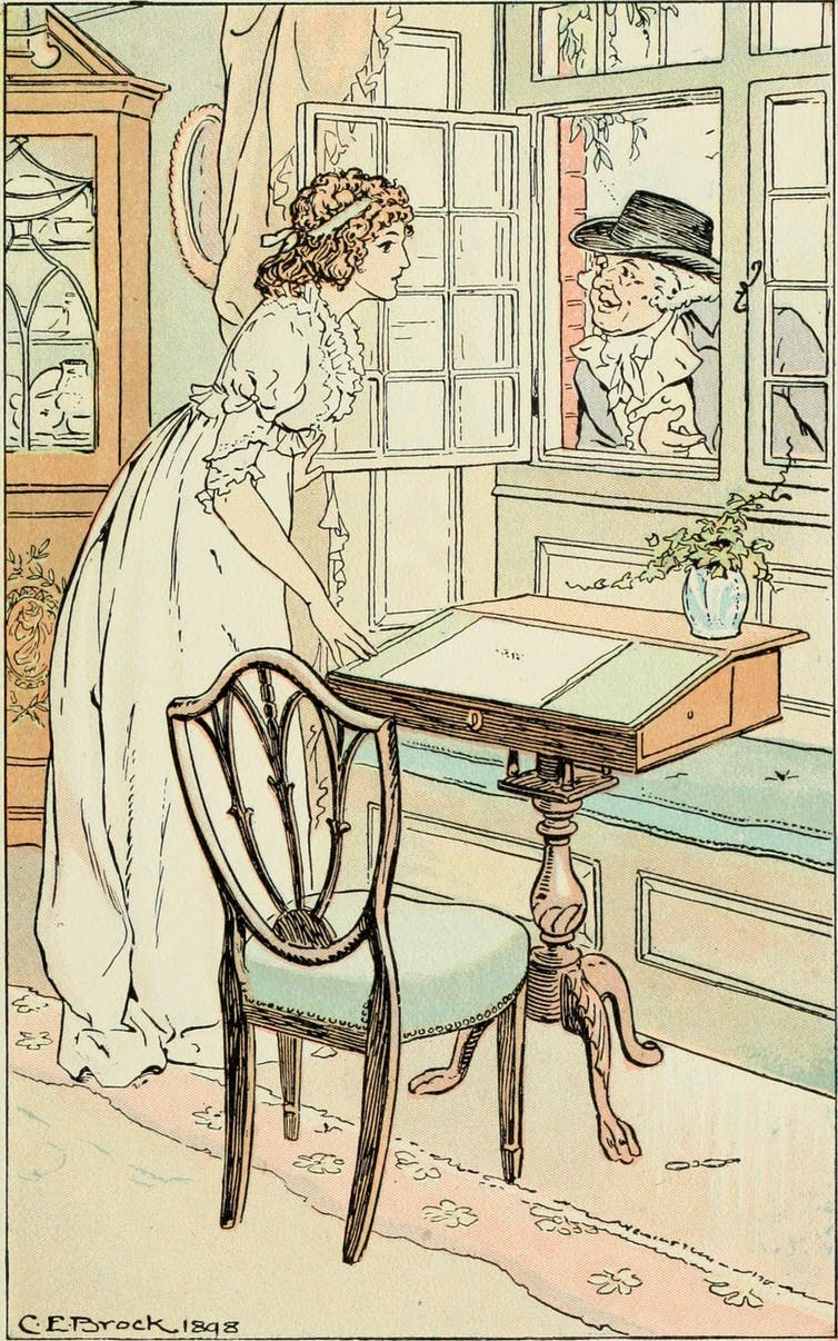 irony in jane austen essay Jane austen biography critical essays study help essay questions bookmark this page explain the ways in which jane austen uses contrast to effect irony.