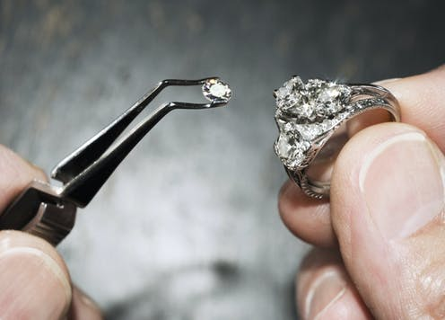 Have scientists really found something harder than diamond?