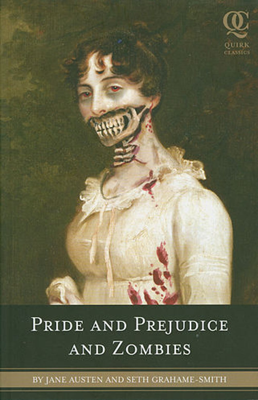 friday essay jane austen s emma at  pride and prejudice and zombies quirk books philadelphia