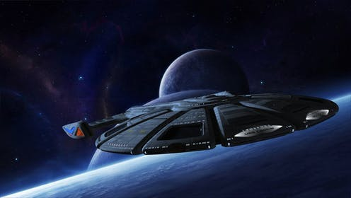 how to build a starship and why we should start thinking about it now
