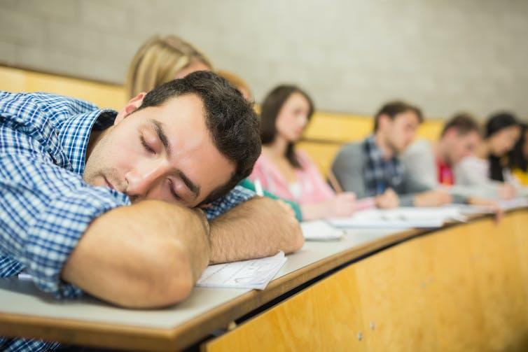 Wake up sleepy head: why we fall asleep when we don't want to