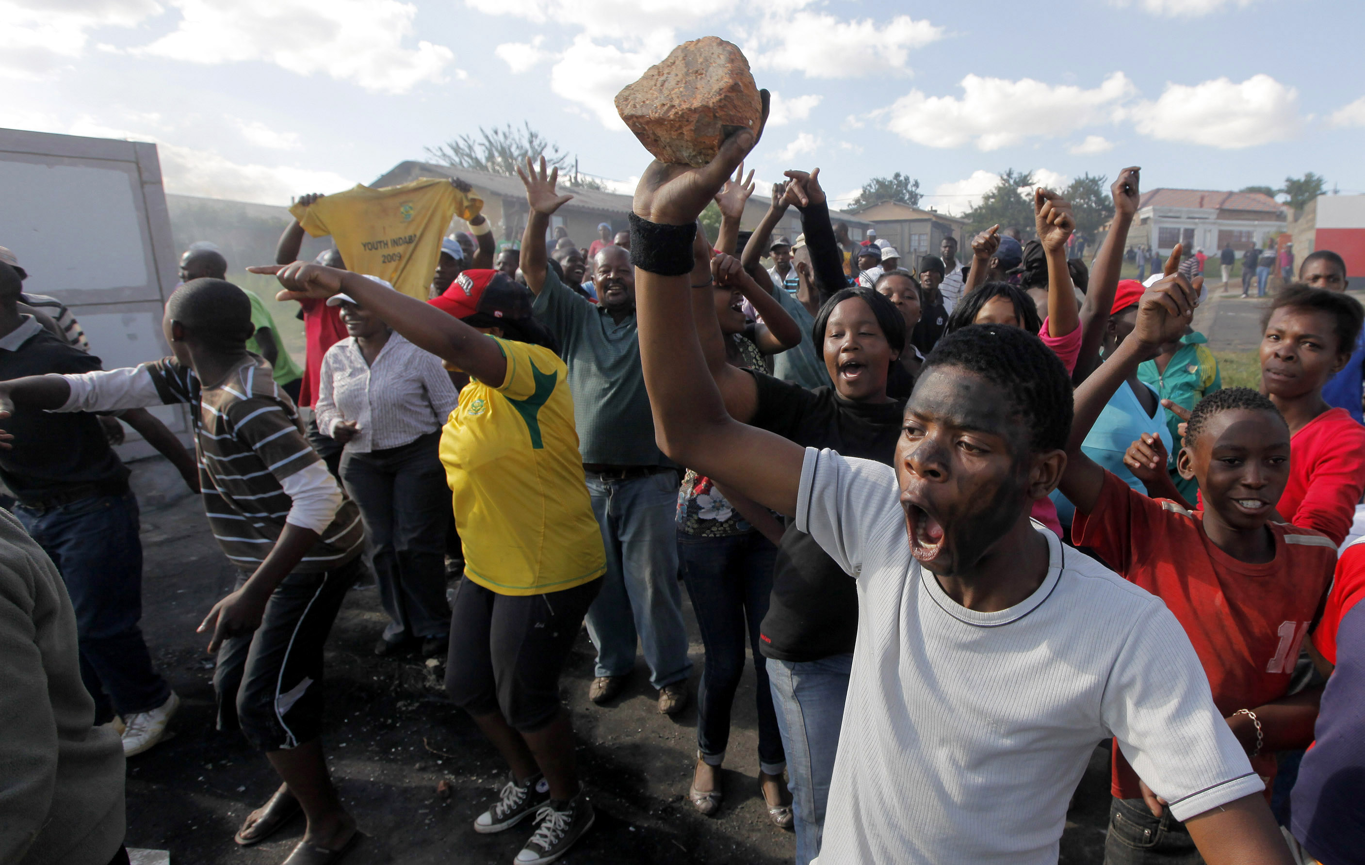Voices Of The Poor Are Missing From South Africa U0026 39 S Media