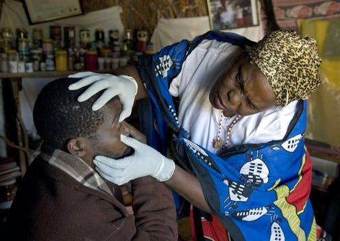 South Africa wants to regulate traditional healers – but
